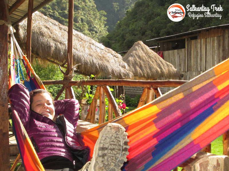 Refugios Chalway - Salkantay Trek
