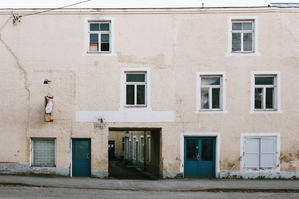 Kivi street, Tartu, Estonia. October 2014.   I'm off to Finland for a week. This means hard work and no time for pictures.