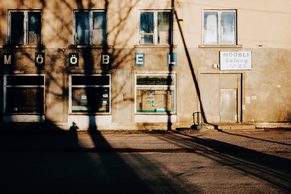 Kallaste, Estonia, March 2015