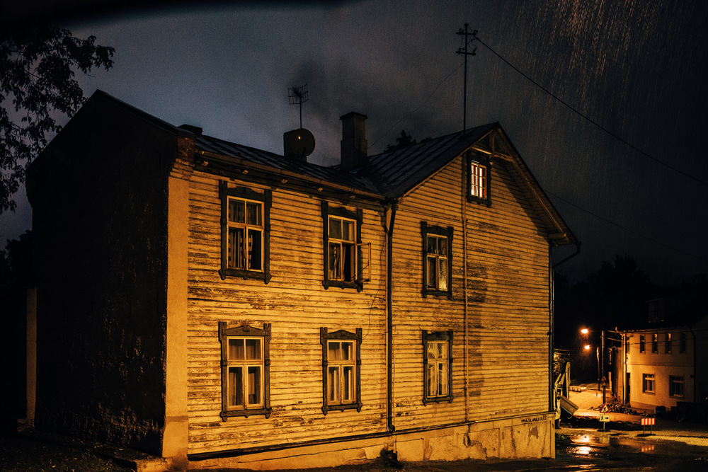Karlova, Tartu, Estonia, July 2015