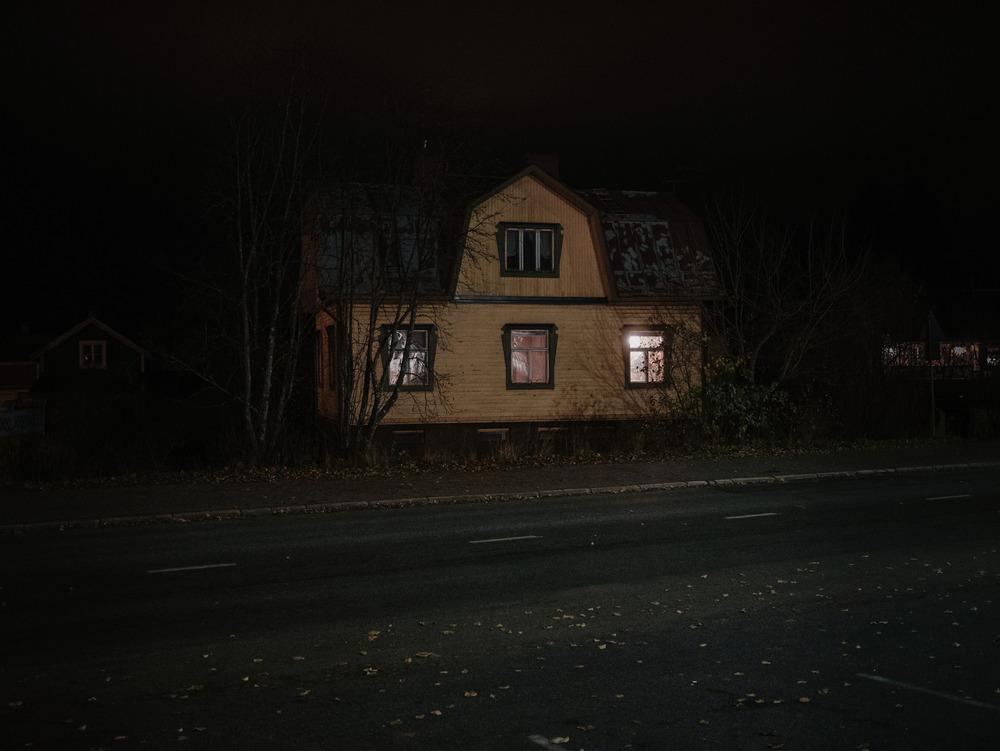 Heinola, Finland, October 2015      Kohati kodune