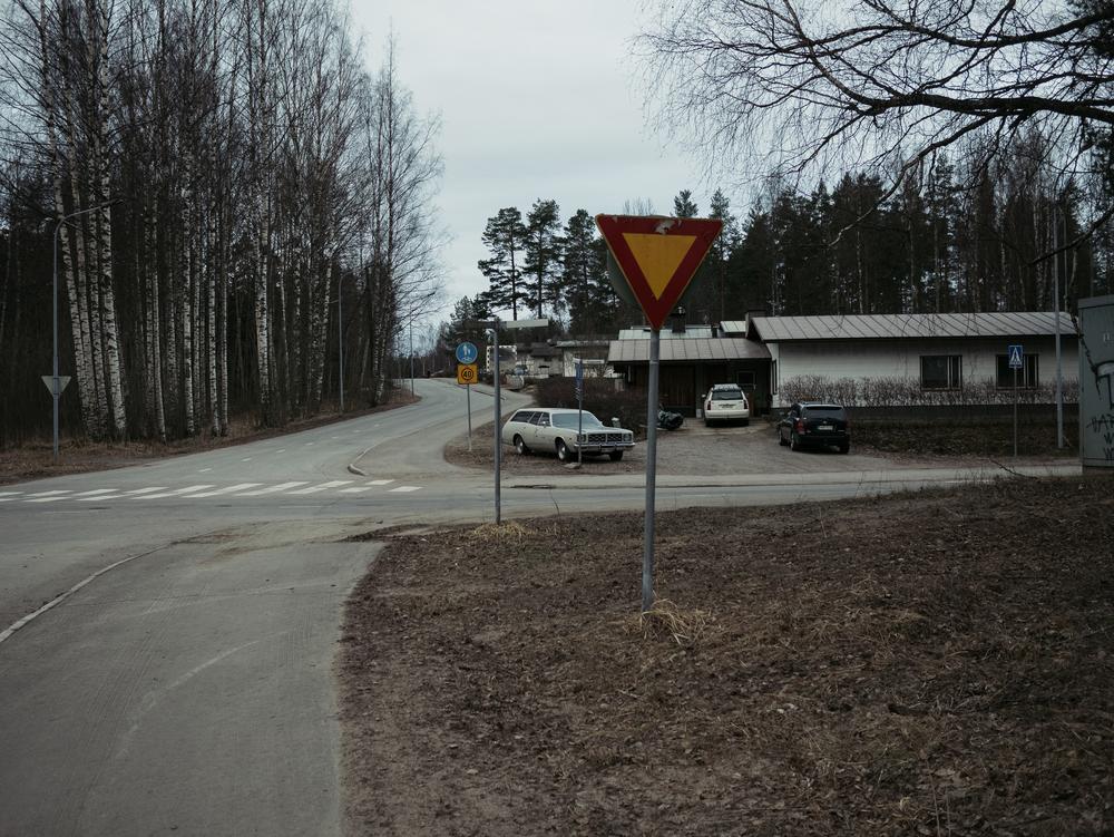 Heinola, Finland, April 2016