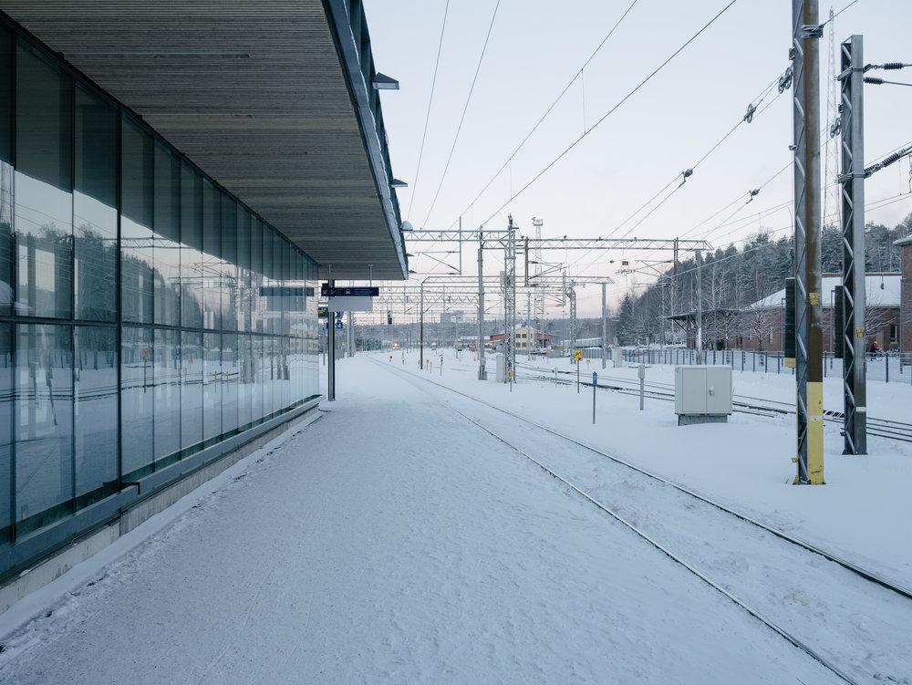 Lahti, Finland, February 2017