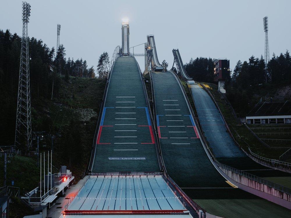 Lahti, Finland, June 2017