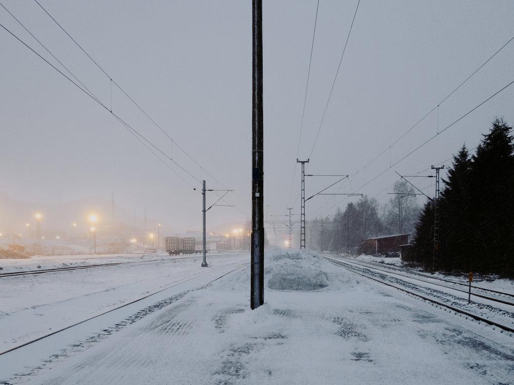 Järvelä, Finland, February 2018