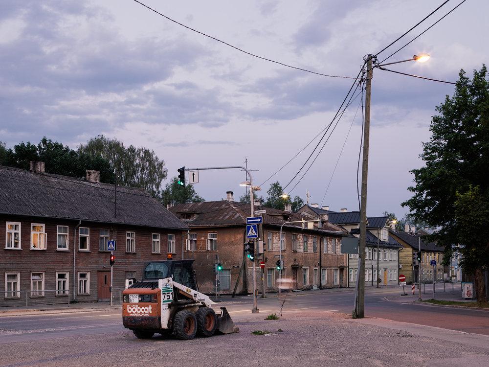 Karlova, Tartu, Estonia, July 2018