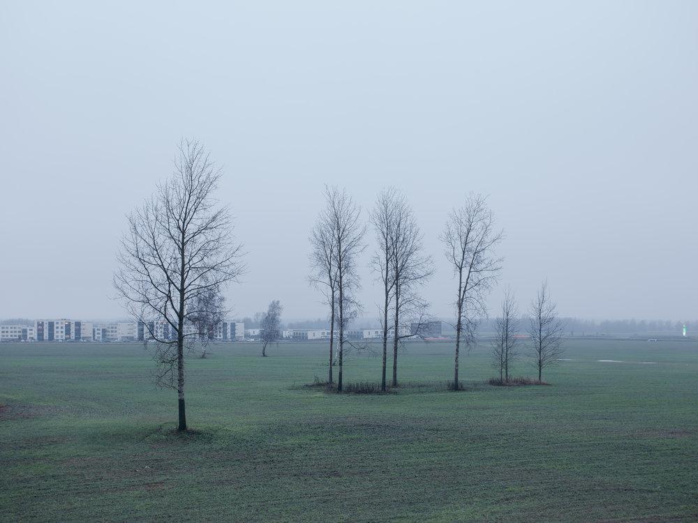 Raadi, Tartu, Estonia, November 2018