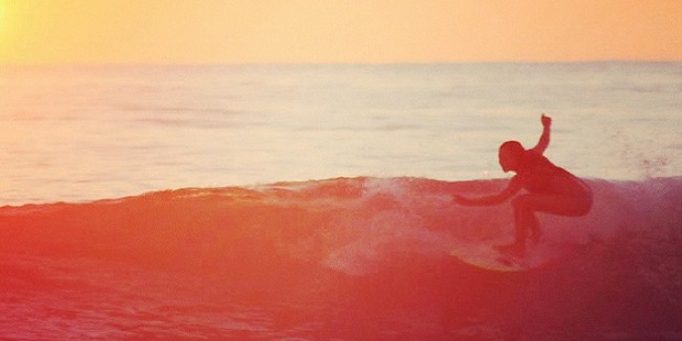 Free your soul surfer -