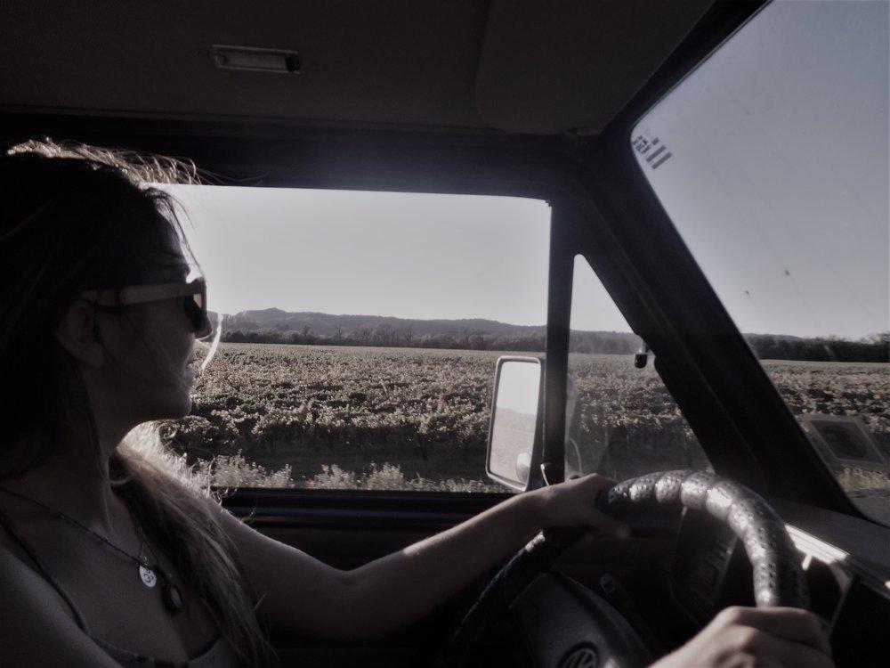 drivin the van (2).JPG