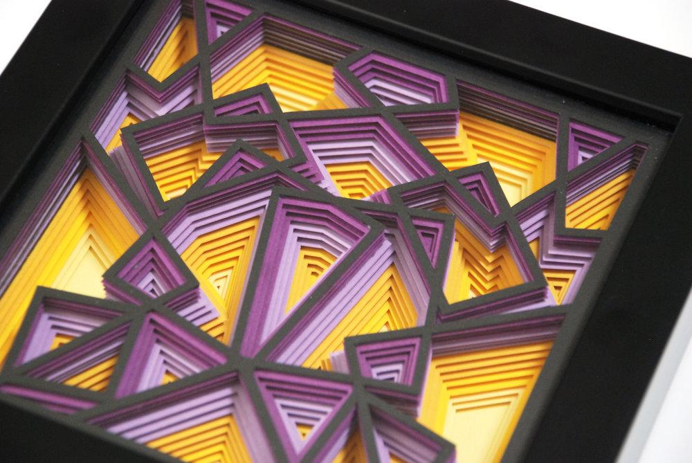 Ultra-Violet (Detail)