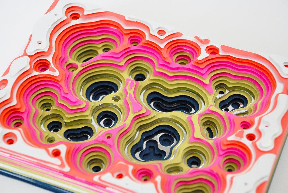 Lava Flow: Detail