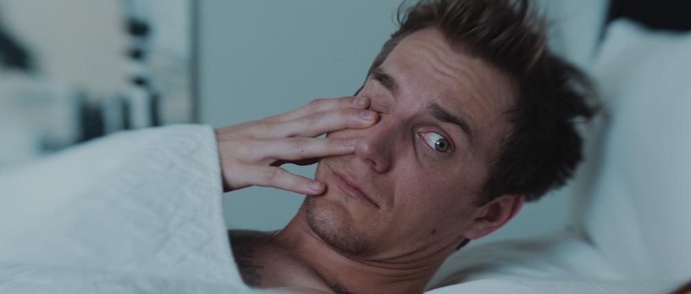 "John O'Callaghan ""acting"" tired."