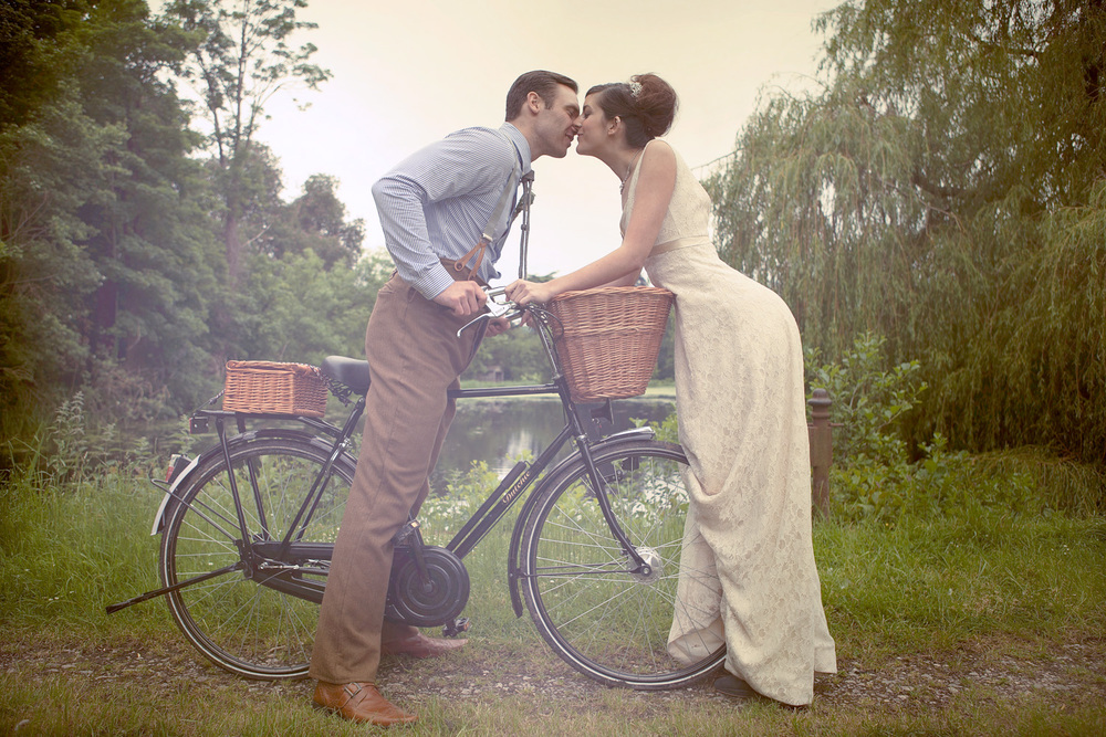 Bicycles & Bow-ties!