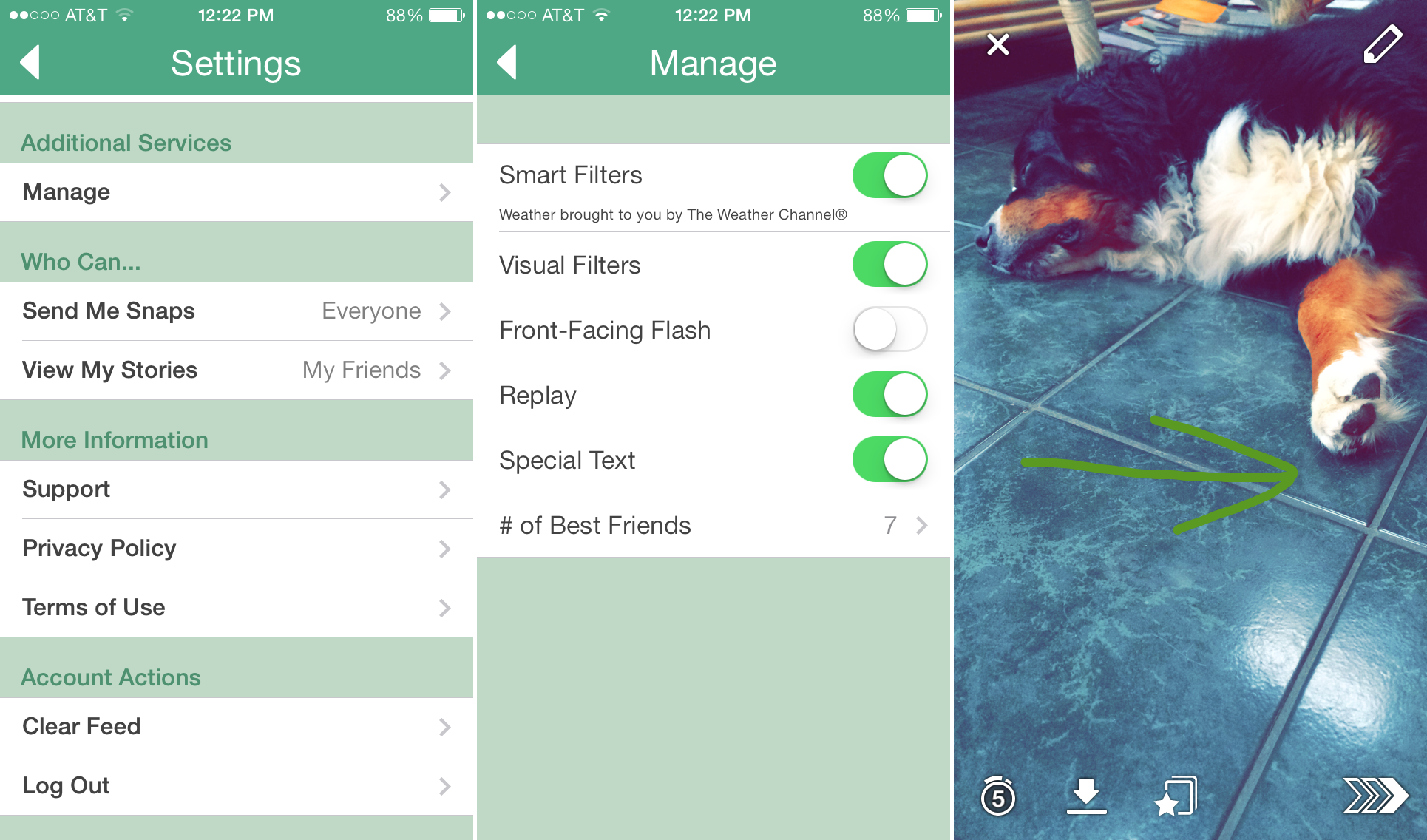 7 Things You Didn't Know You Could Do On Snapchat