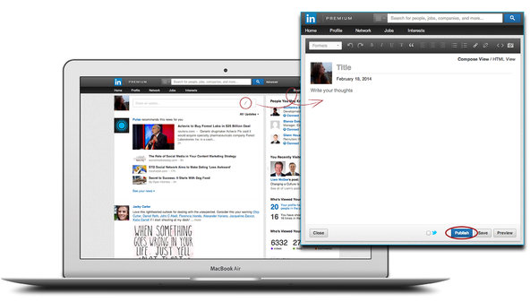 LinkedIn-Publishing-Platform