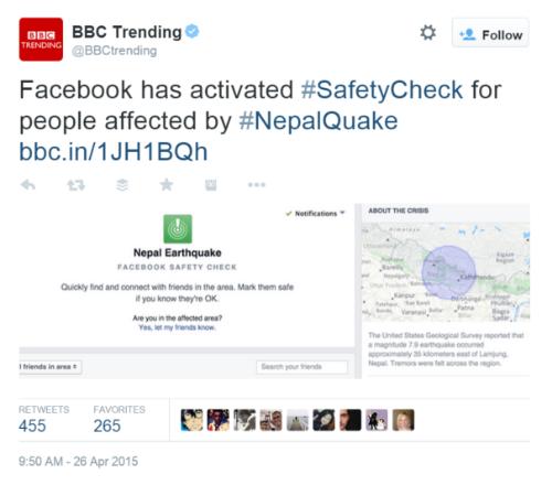 facebooksafetycheck