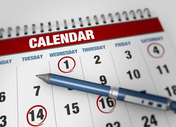 CalendarDates