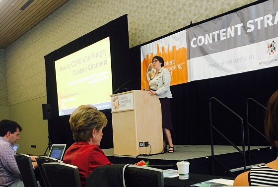 Content Marketing World 2016