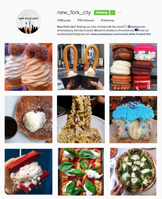 new_fork_city Instagram