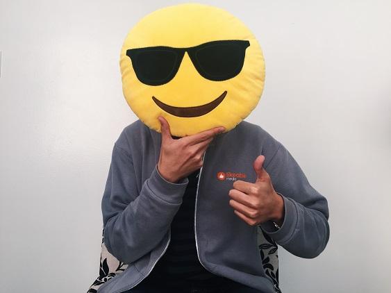 Emoji use on Social Media