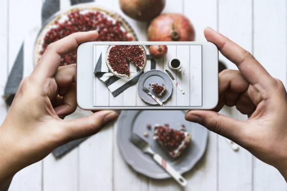 Instagram of food