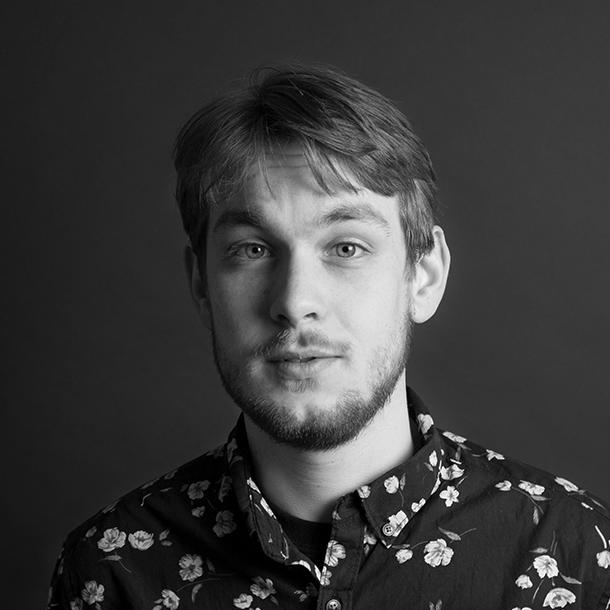 Colin Marchon Videographer/Editor @colinmarchon