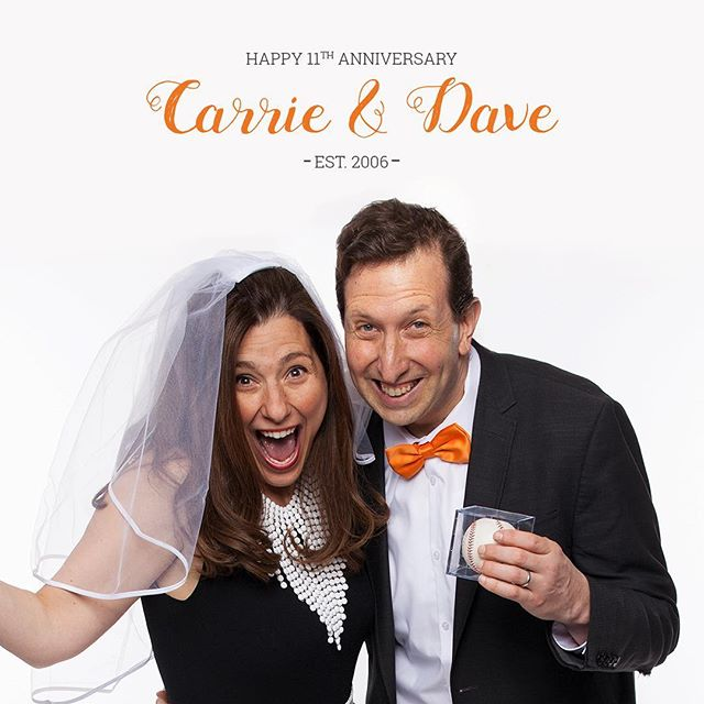 Happy 11th Anniversary Dave Kerpen and Carrie Kerpen! With love, from everyone at Likeable Media.
