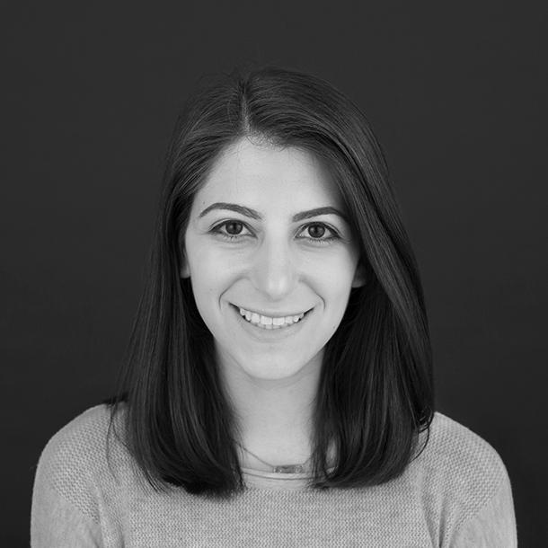 Christina Sirabella Junior Copywriter