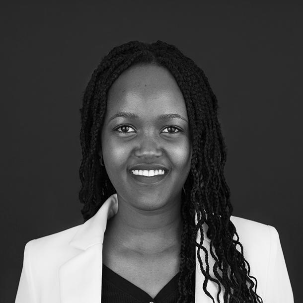 Gladwell Mwangi Account Manager