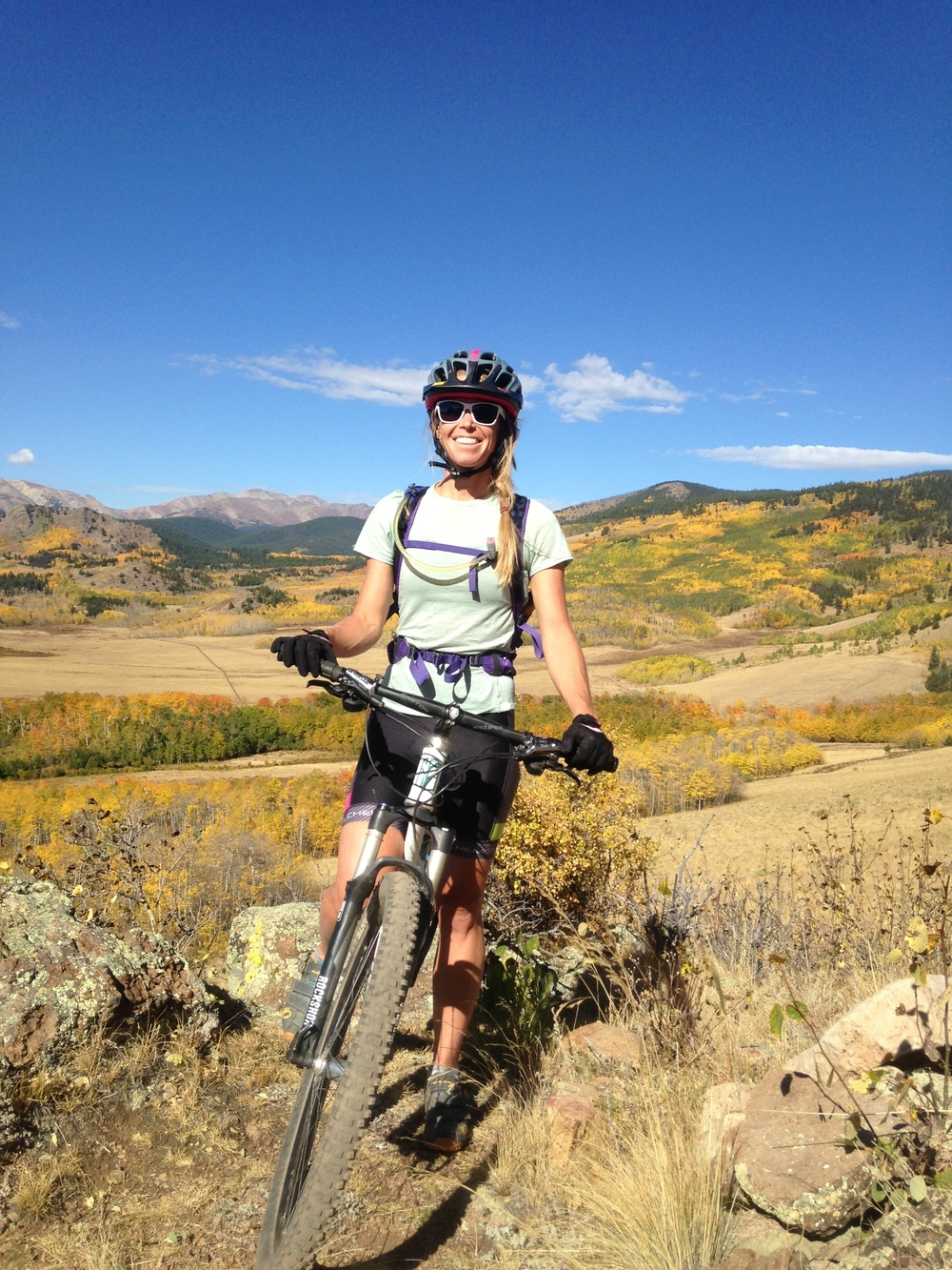 betsy w. Age: 34 Location: Lyons, CO Nomination comments:  Betsy is a go-getter in every sense of the word. She loves to explore new places and push her body to new limits. She's also a fine camp cook and knows her bikes and brews. If we were forced to live in a Westy van on the Pacific Coast for the rest of our lives, we'd want Betsy along for the ride!  Gociety Profile