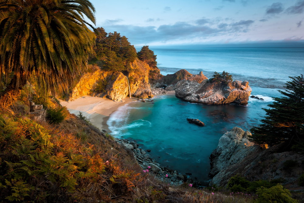 Big Sur, California USA