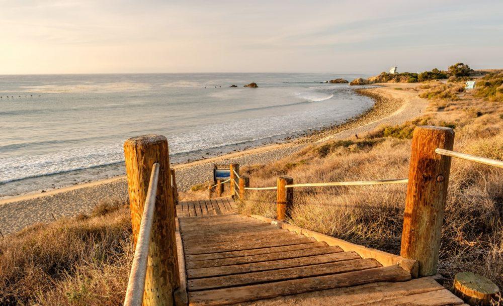 "Leo Carrillo Beach, Malibu, California -""The Karate Kid"""