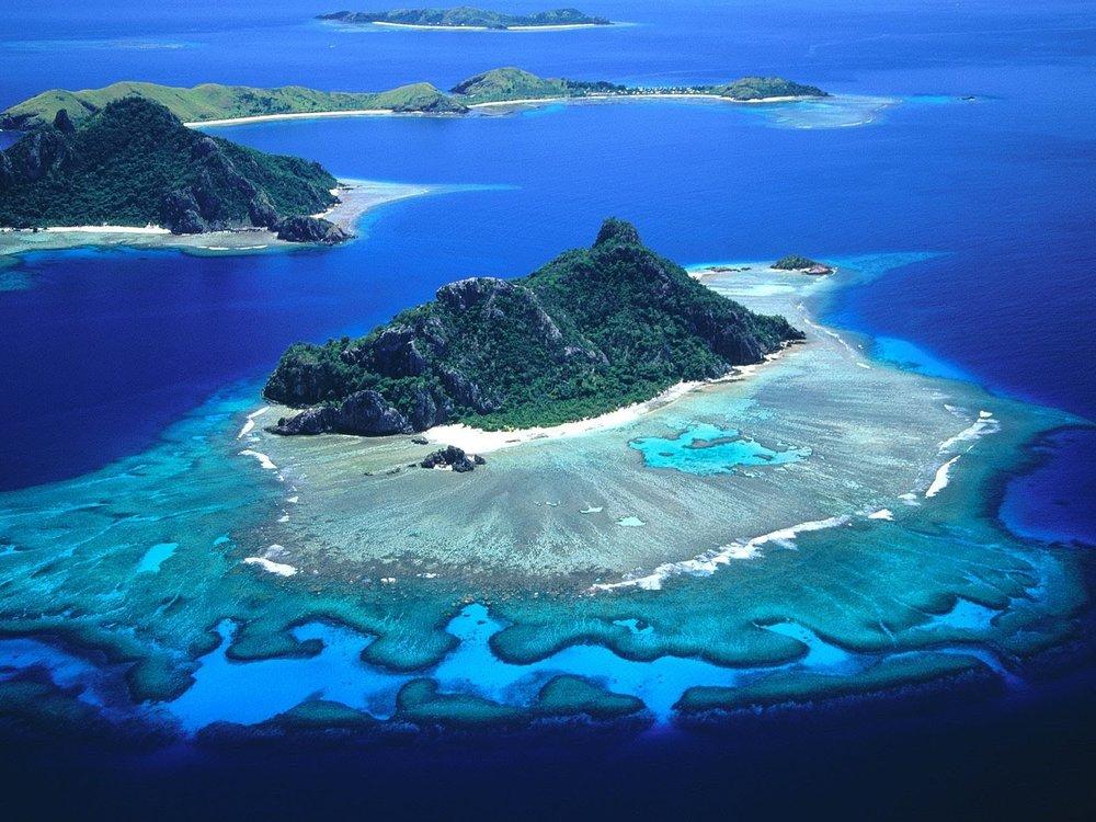 "Monoriki Island, Fiji - ""Castaway"""