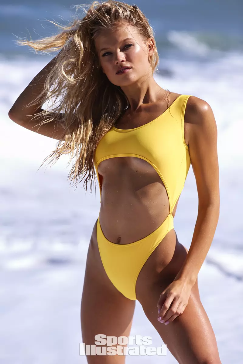 Vita Sidorkina for Sports Illustrated Swimsuit Issue 2018