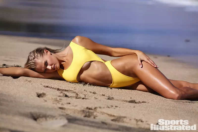 Vita Sidorkina in The Wild One in Yellow