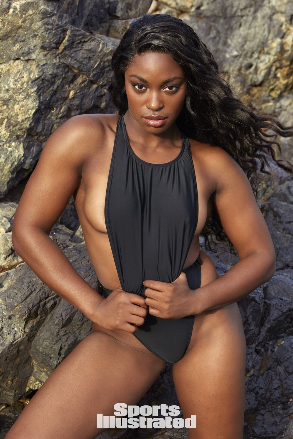 Sloane Stephens for Sports Illustrated Swimsuit Issue 2018