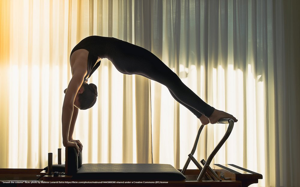 You don't have to bend over backwards to get in better financial shape.