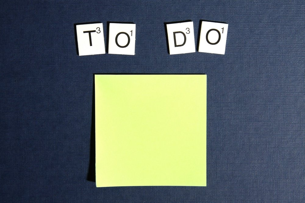 """Don't forget your year-end financial """"To Do"""" list."""