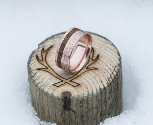 WOOD & ANTLER RINGS CONTINUED — Staghead Designs