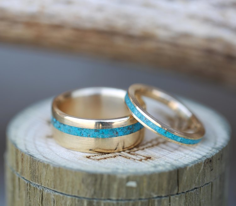 rings turquoise beauty thatcher product becky designs sleeping