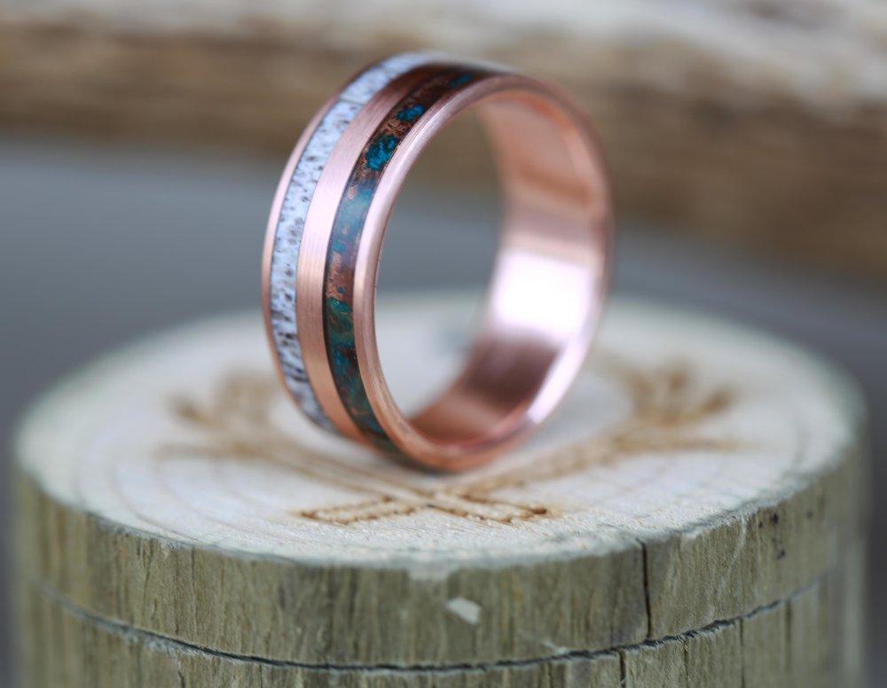 Custom Yellow Gold Wedding Rings
