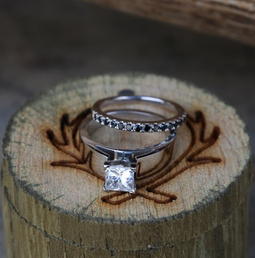 Womens Engagement Rings Wedding Rings Continued Staghead