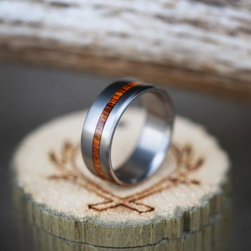 WOOD & ANTLER RINGS — Staghead Designs