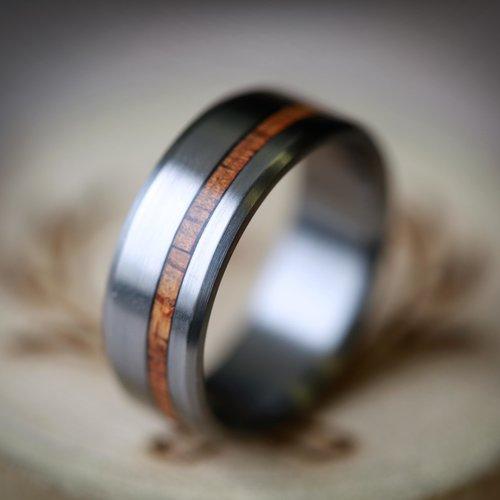 WOOD & ANTLER RINGS — Staghead Designs | Design Custom Wedding ...
