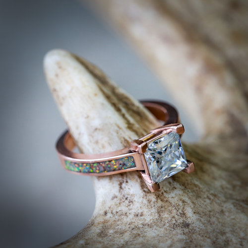 WOMEN\'S ENGAGEMENT RINGS & WEDDING RINGS — Staghead Designs | Design ...