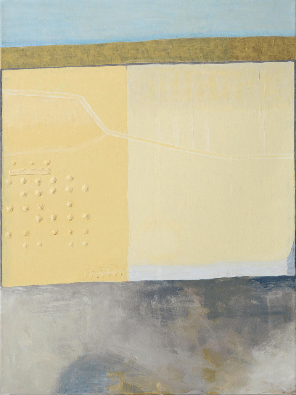 Yellow Topography Two