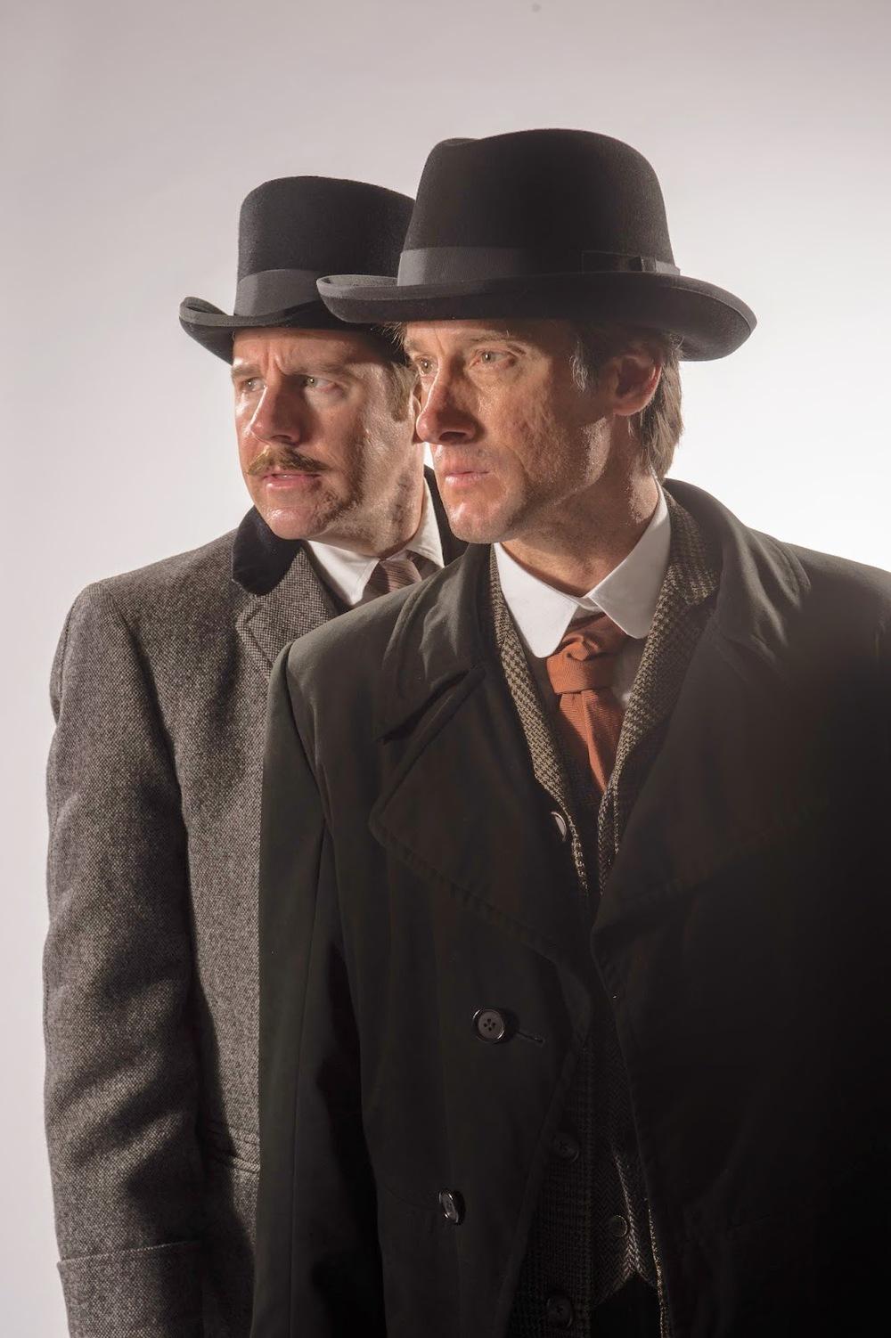 Vaughn as Watson &AdamsasHomesinSherlockHolmes, theFinalAdventure