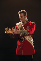 Ivers as Richard II