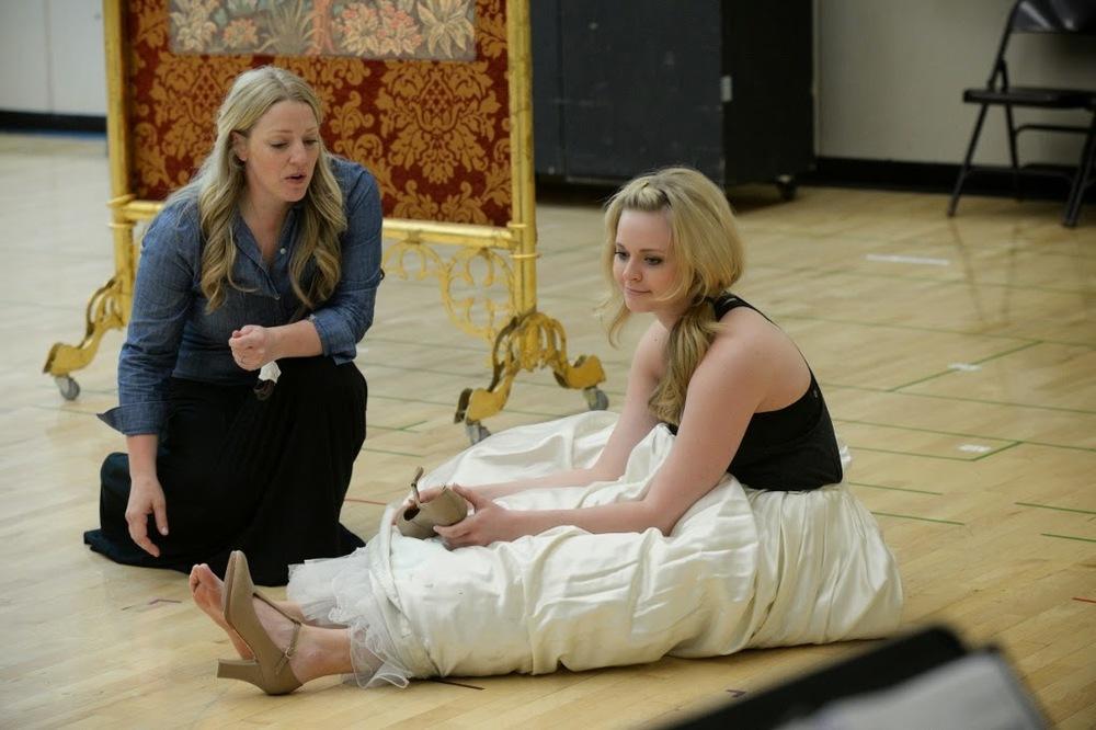 Rehearsal - Pfundstein (Baker's Wife),Scariano (Cinderella)