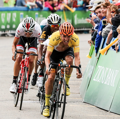 The 2015 Tour of Utah